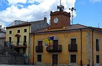 Plaza Mayor de Burgohondo