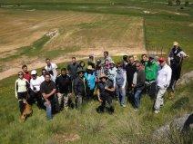 un-grupo-de-participantes-en-el-geolodia