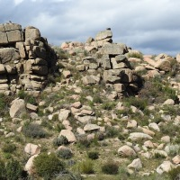 Las formas del granito: el berrocal