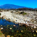 El abanico aluvial de Candeleda, la huella de una montaña vaciada