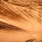 #Geopostales | Pequeña ola (Arizona, USA)