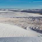 #Geopostales | Dunas blancas (Nuevo México, USA)