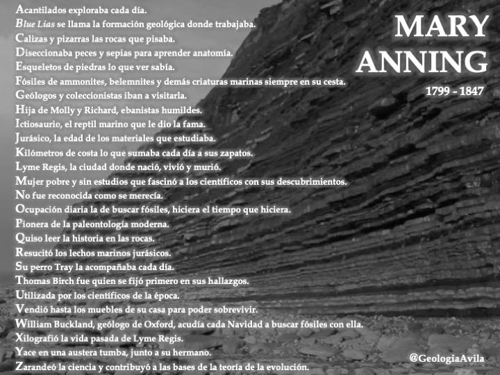 Abecevidas | Mary Anning